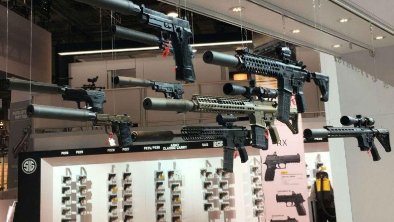 Fabricantes de armas de EU van juntos ante demanda de México
