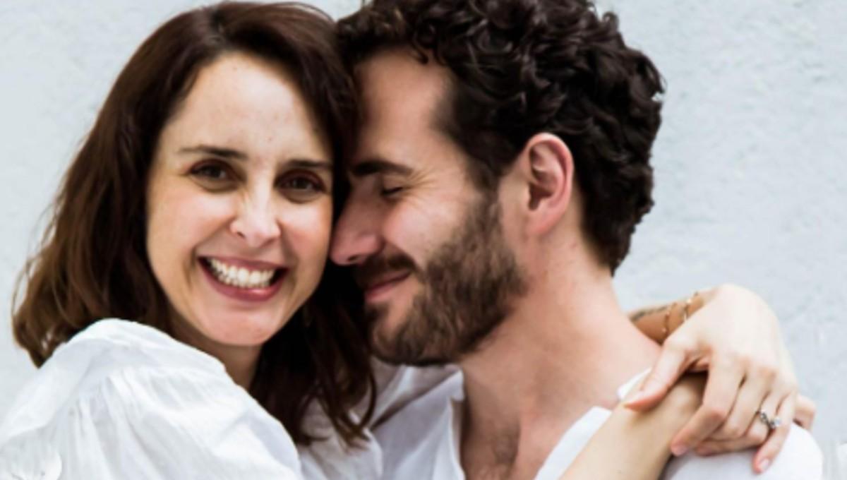 Irán Castillo anuncia que está embarazada y revela que habrá boda