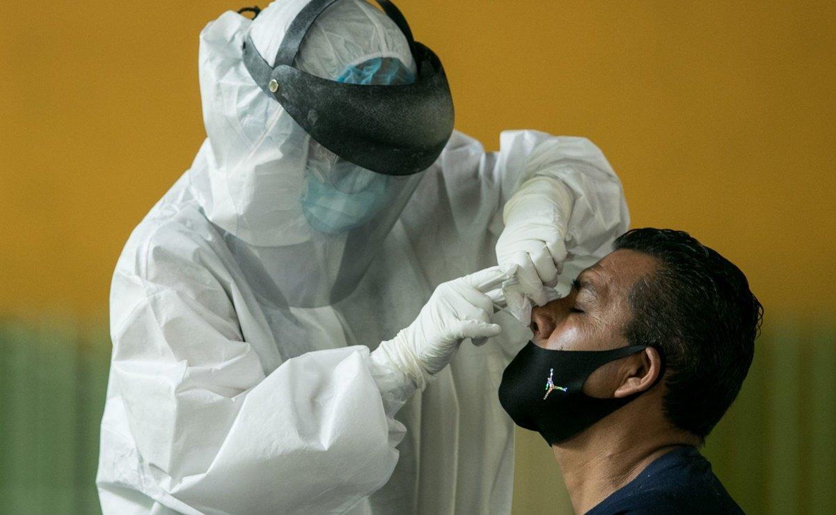 México registra 230 muertes y 3 mil contagios de COVID-19 en 24 horas