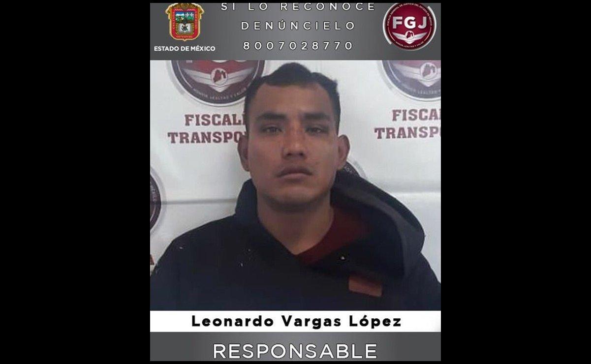 Dan 30 años de cárcel a sujeto por asaltar combi en Ecatepec