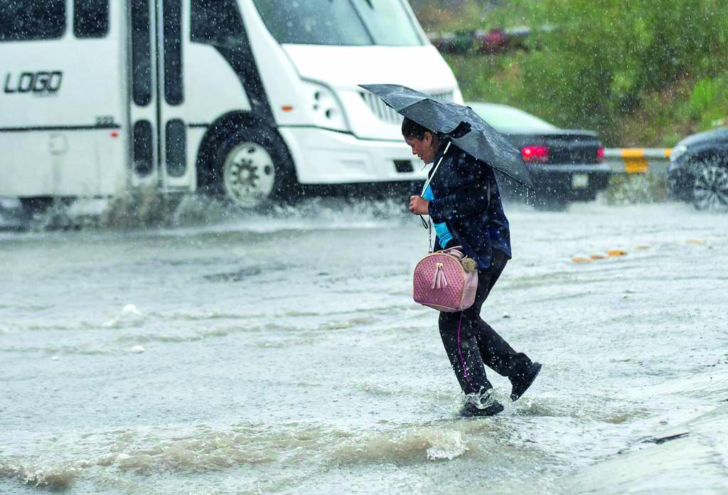 Protección Civil de Frontera pronostica lluvias, exhorta a tomar precauciones