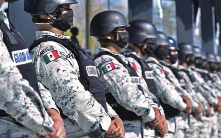 AMLO asigna una tarea más a la Guardia Nacional: rescatar piezas históricas