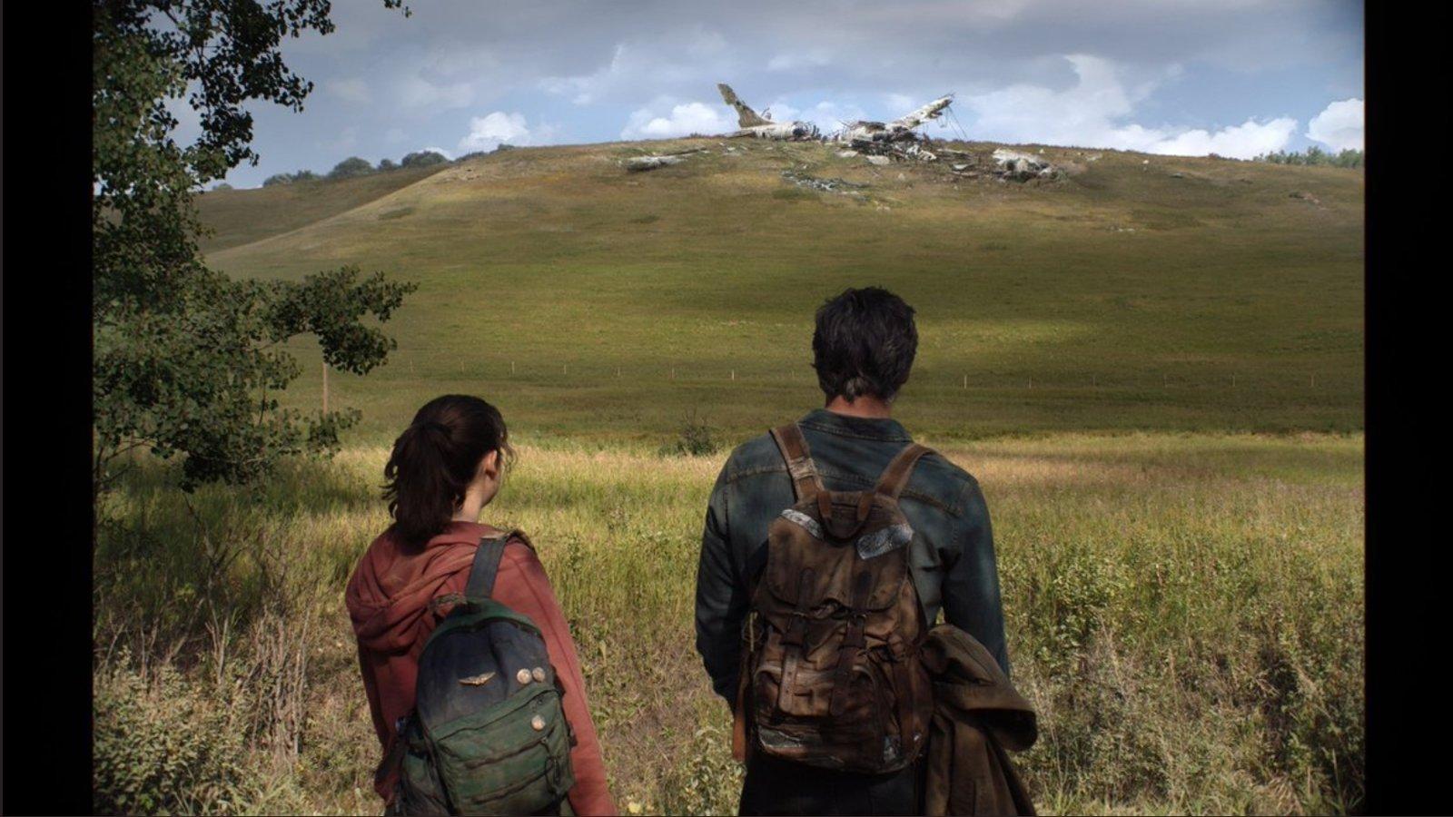 The Last of Us: comparten primera imagen de la serie de HBO con Pedro Pascal como Joel