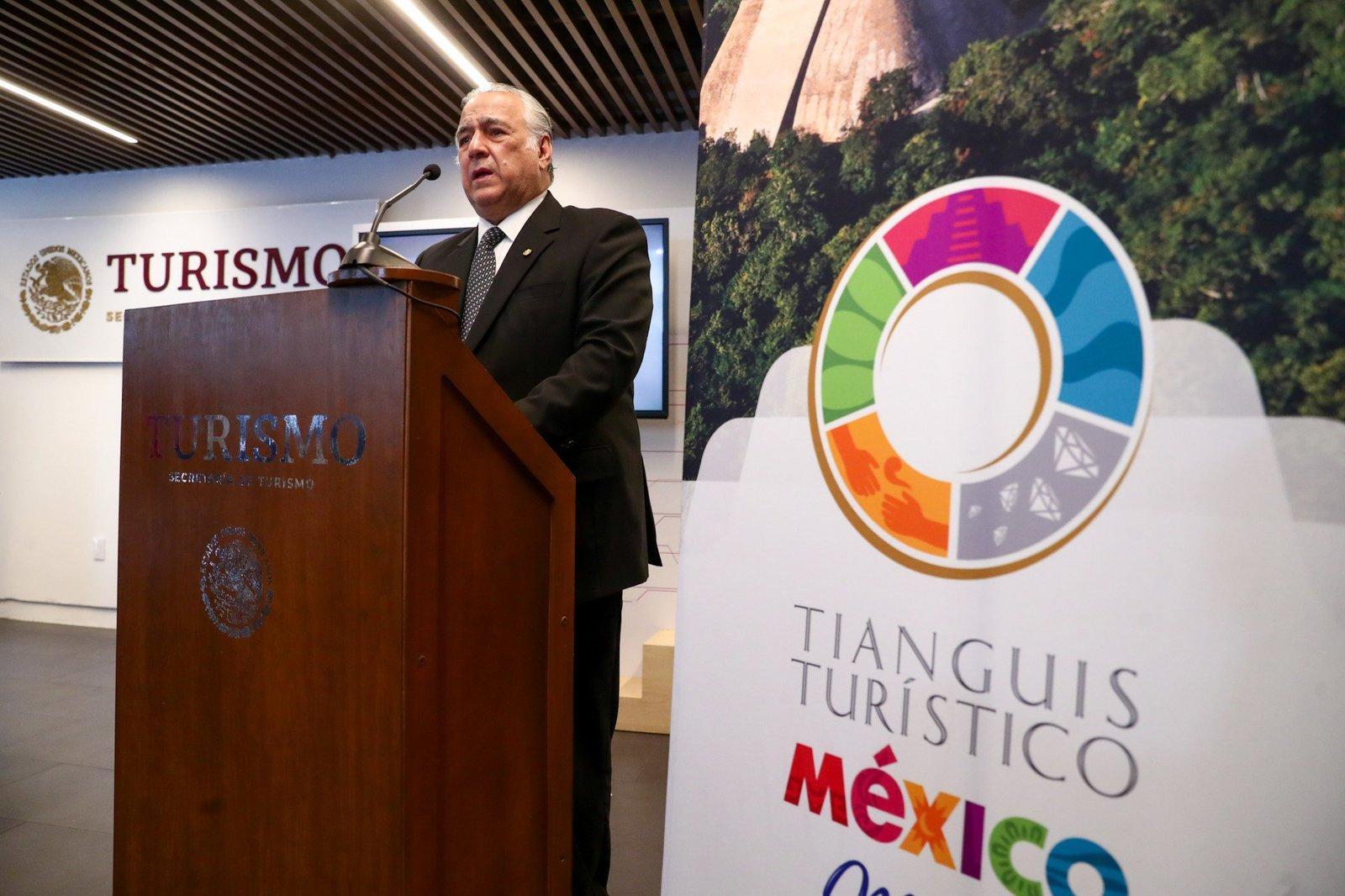 CDMX será sede del Tianguis Turístico en 2023: Sectur