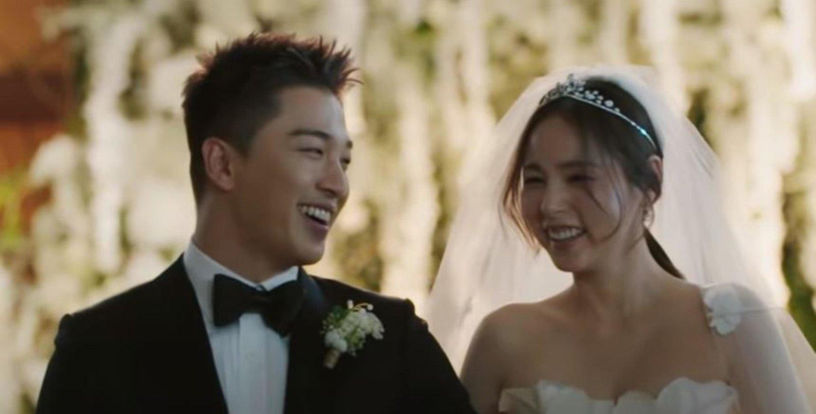 Taeyang de BIGBANG será papá: confirman que Min Hyo Rin está embarazada.