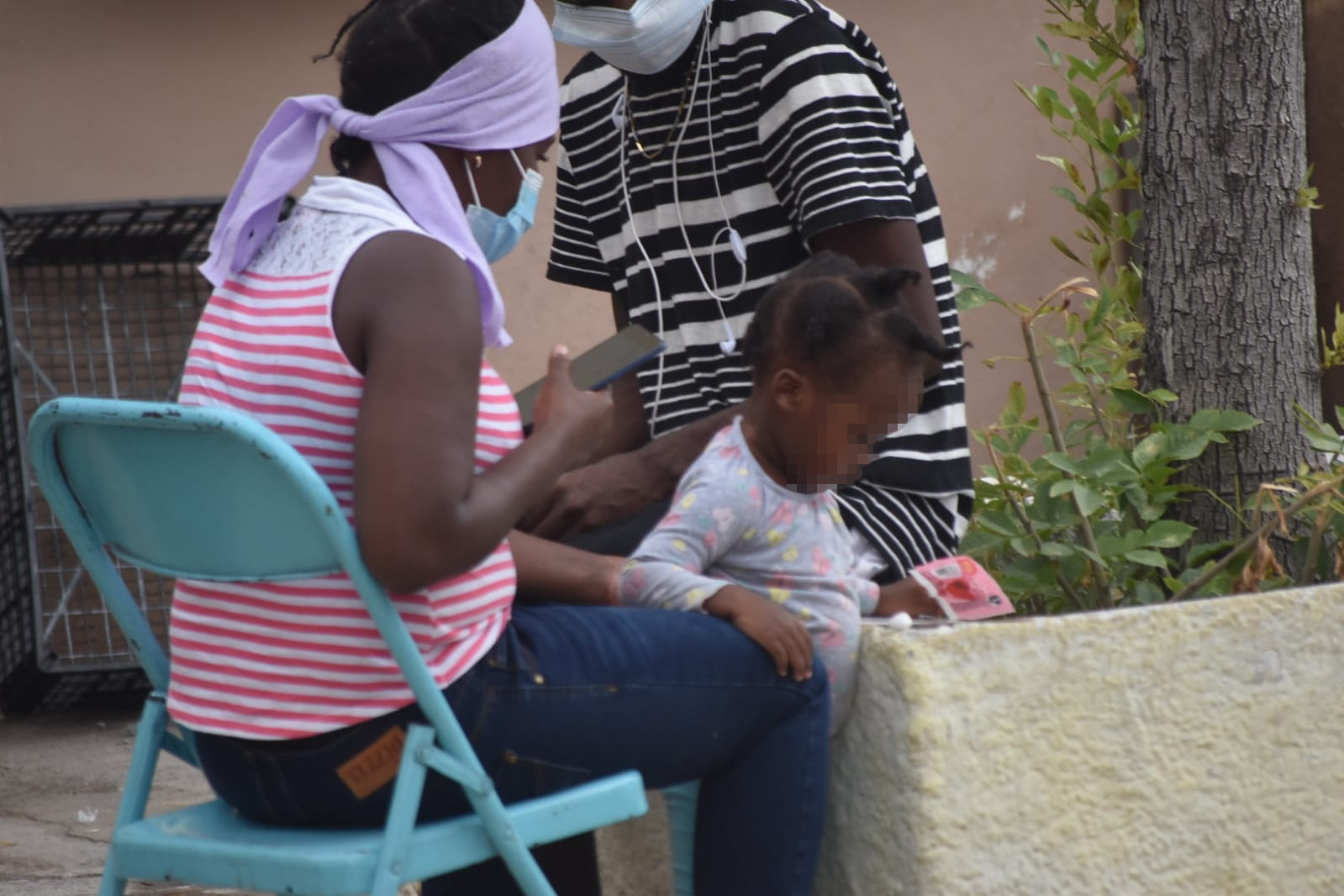Católicos de la Región Centro brindan solidaridad ante la llegada de los haitianos