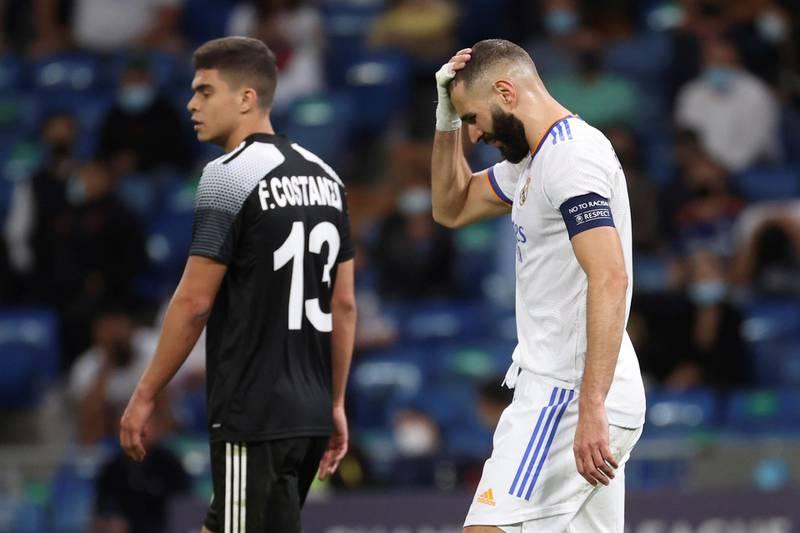 '¿Qué pasó, amiguito?' Real Madrid pierde en casa ante el Sheriff