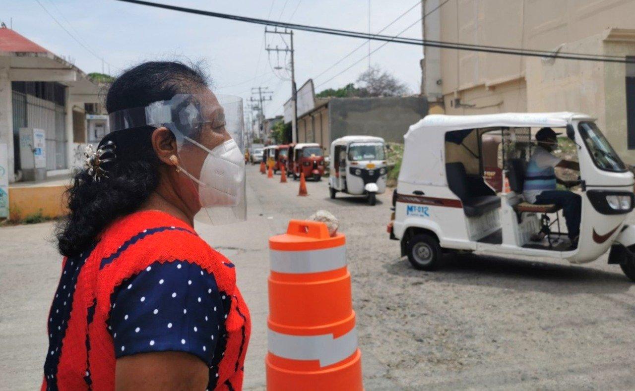 Septiembre ha sido el mes más letal para Juchitán por COVID-19