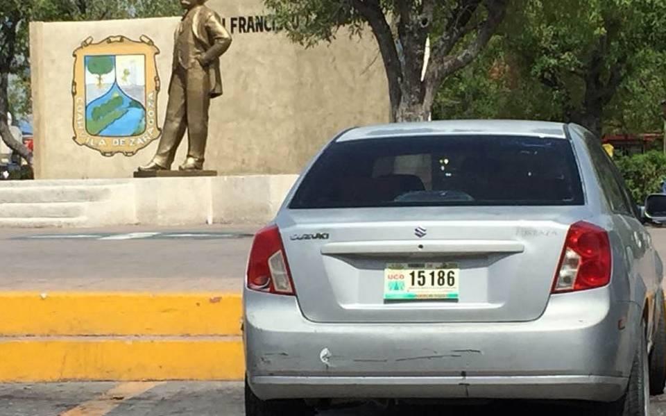 En diciembre inician nuevas afiliaciones de vehículos extranjeros en Coahuila