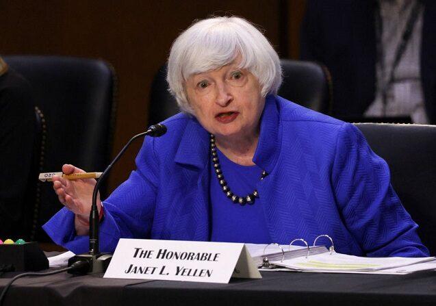 Yellen: EU se quedará sin dinero si no aumenta su deuda