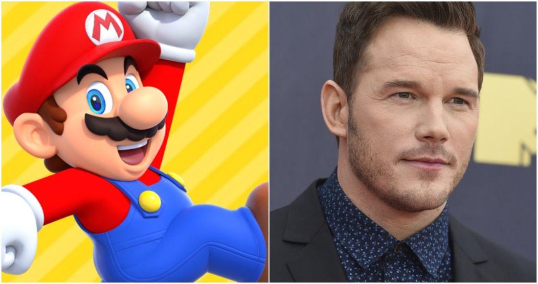 Los internautas italianos no quieren que Chris Pratt preste su voz para 'Super Mario Bros'