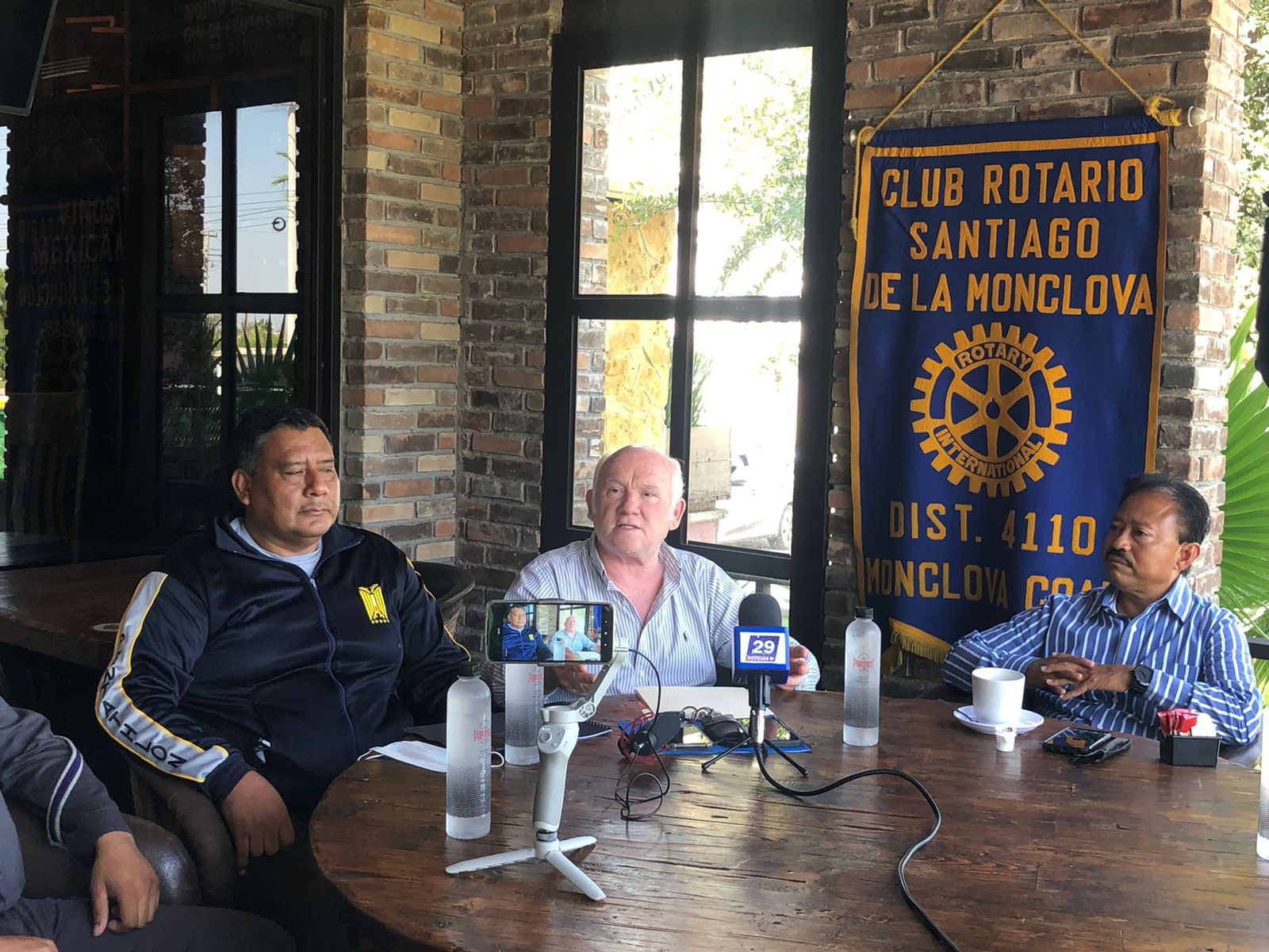 Club Rotario llevará a cabo la rifa de un automóvil para nuevo equipo del pentatlón deportivo militarizado