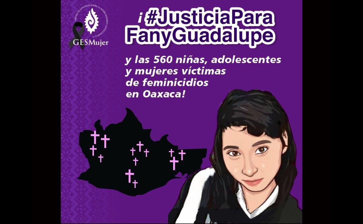 'Negligencia de autoridades derivó en presunto feminicidio de Fanny'