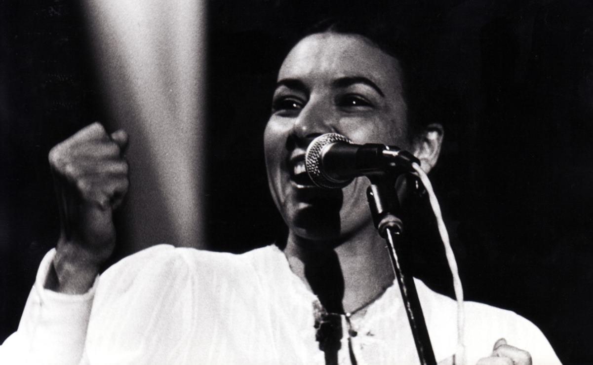 Amparo Ochoa, una mujer que estuvo adelantada a su época