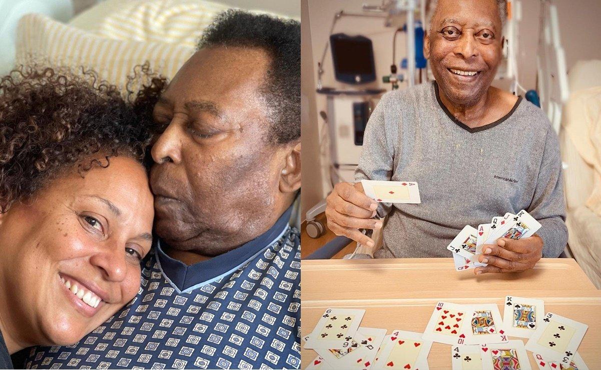 Pelé sale del hospital, seguirá su recuperación en casa