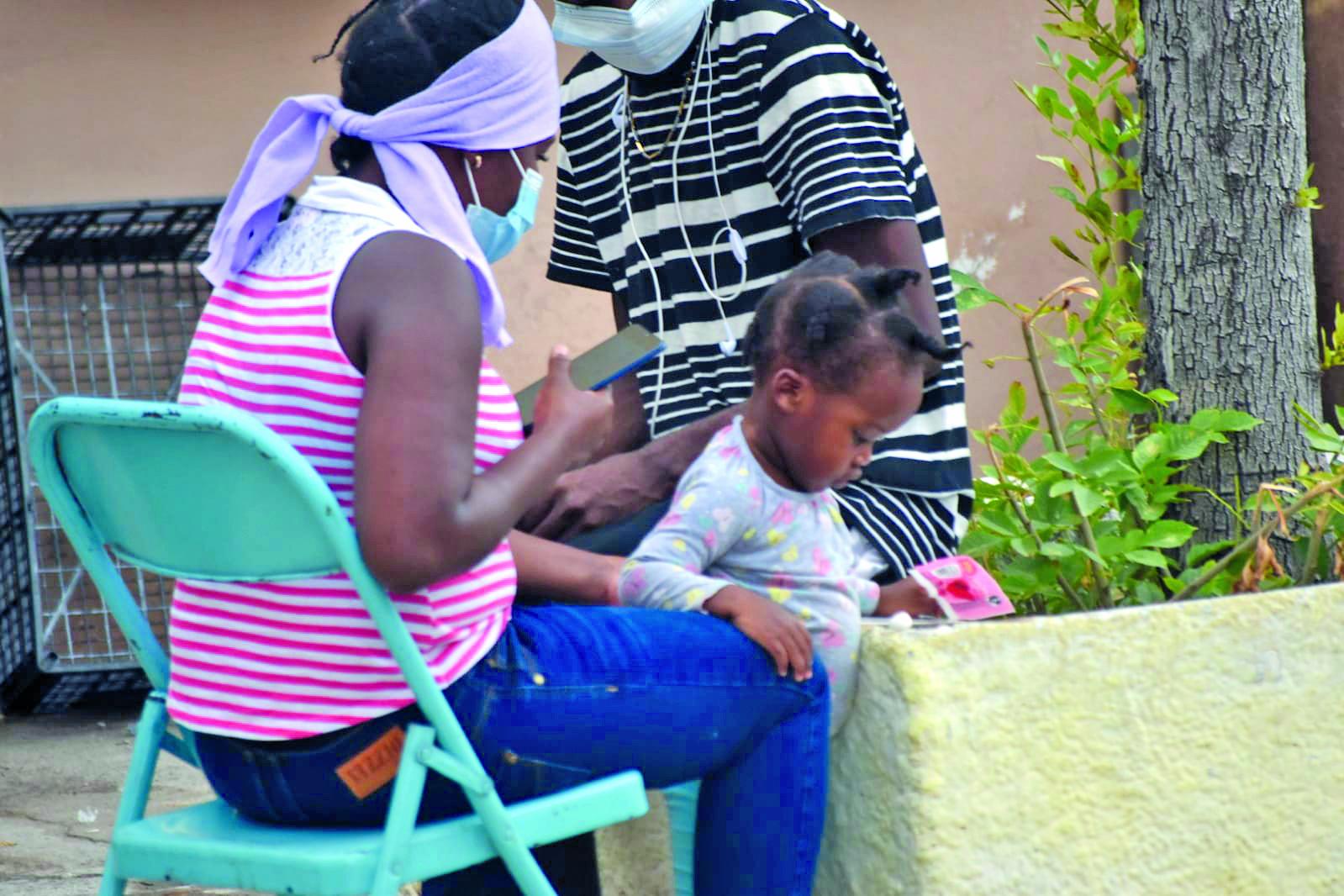 Los Católicos brindan asesoramiento legal y hospedaje a los migrantes haitianos
