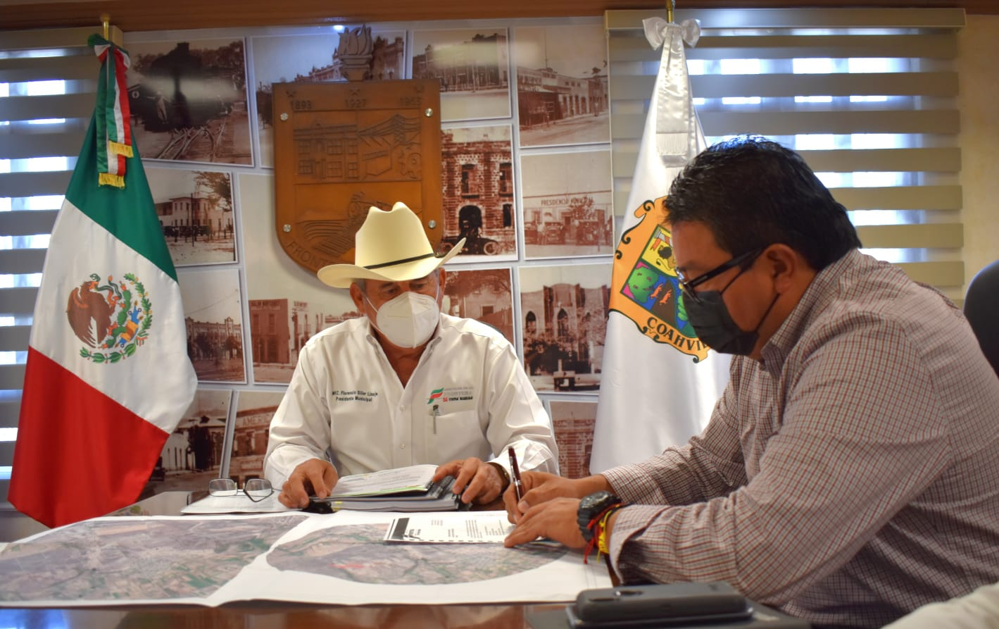 'Lencho' Siller: El alcalde electo de Frontera continuará proyectos