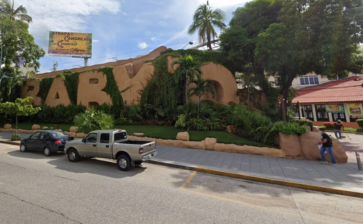 Se incendia discoteca Baby O en Acapulco; investigan si fue ataque