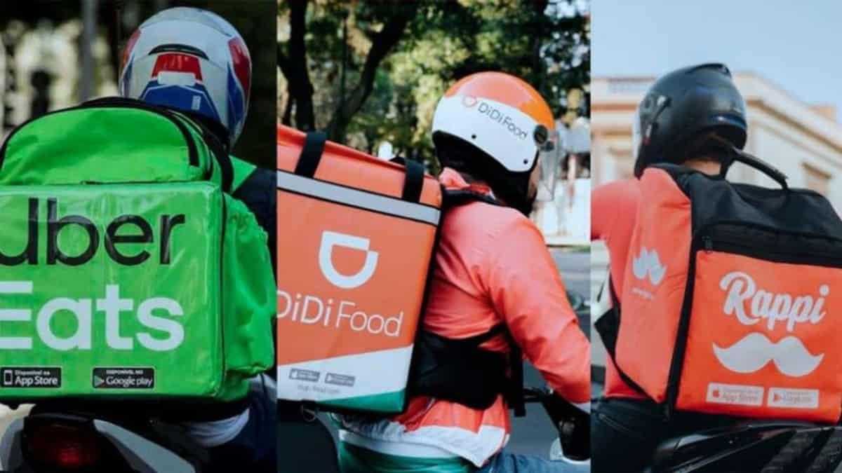 Chóferes y repartidores de DiDi, Rappi y Uber podrán inscribirse al IMSS