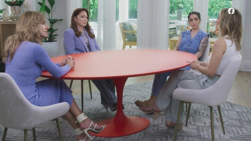 Gloria Estefan revela que de niña fue abusada sexualmente por un familiar