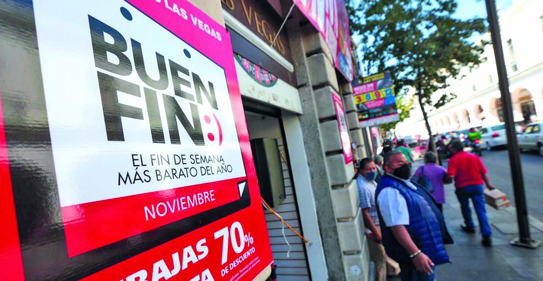 El comercio participará en la campaña del buen fin que inicia del 10 al 16 de noviembre
