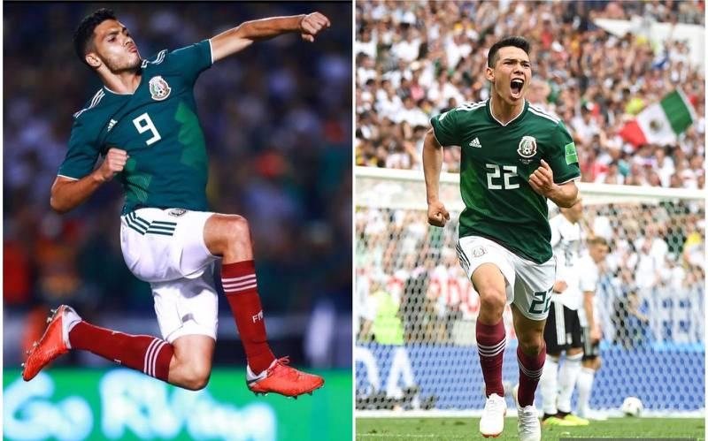 'Chucky' Lozano y Raúl Jiménez, entre los convocados para los partidos de la Selección Mexicana