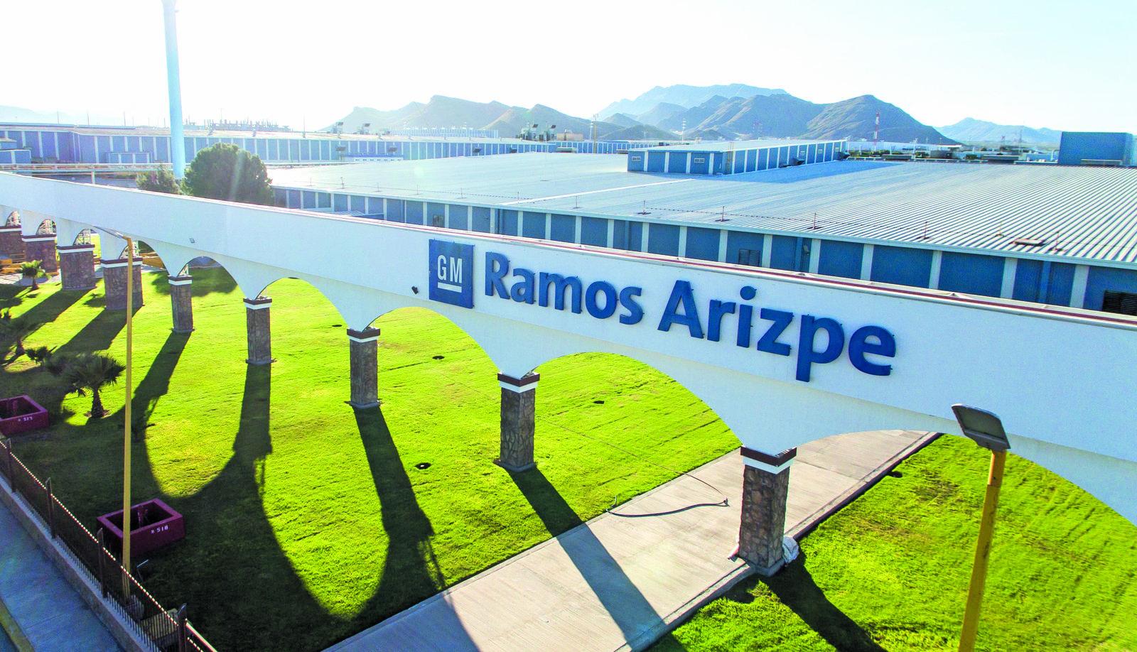 Extiende GM paro laboral en la Planta Ensamble de Ramos Arizpe