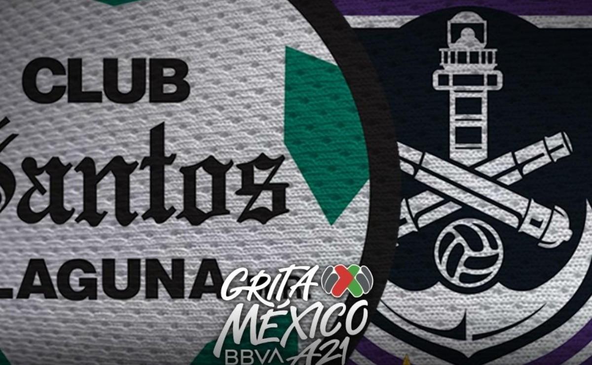 Santos vs Mazatlán, duelo de media tabla