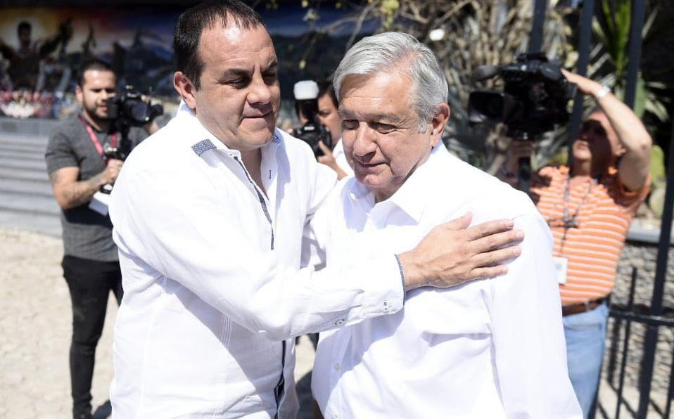 AMLO da espaldarazo a Cuauhtémoc Blanco tras linchamiento