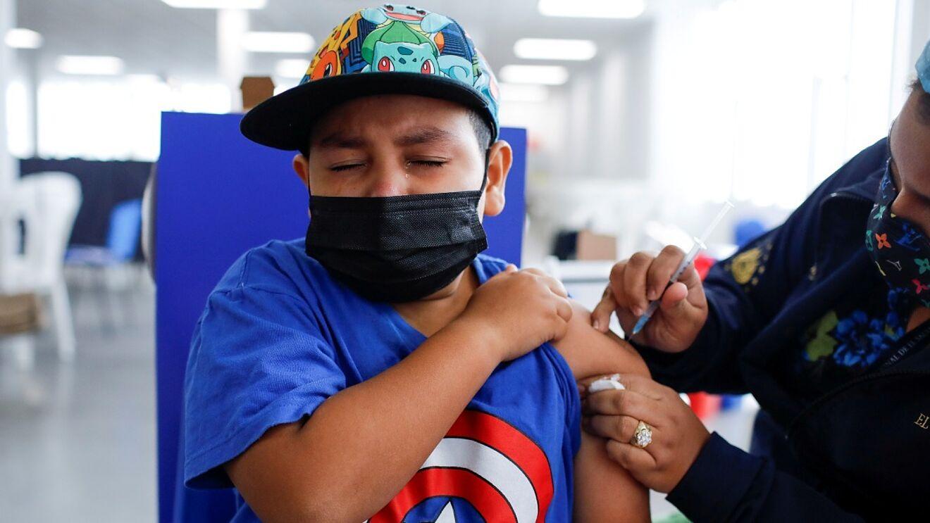 Los menores que padezcan estas enfermedades serán aptos para recibir vacuna antiCOVID en México