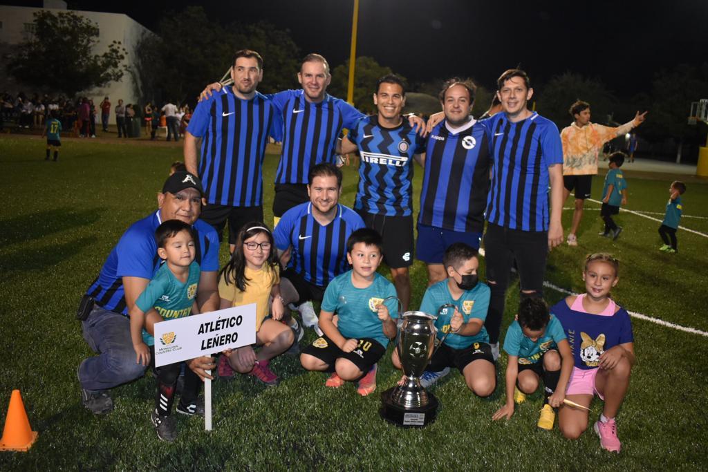 Leñero logra imponerse ante el Atlético San Pancho