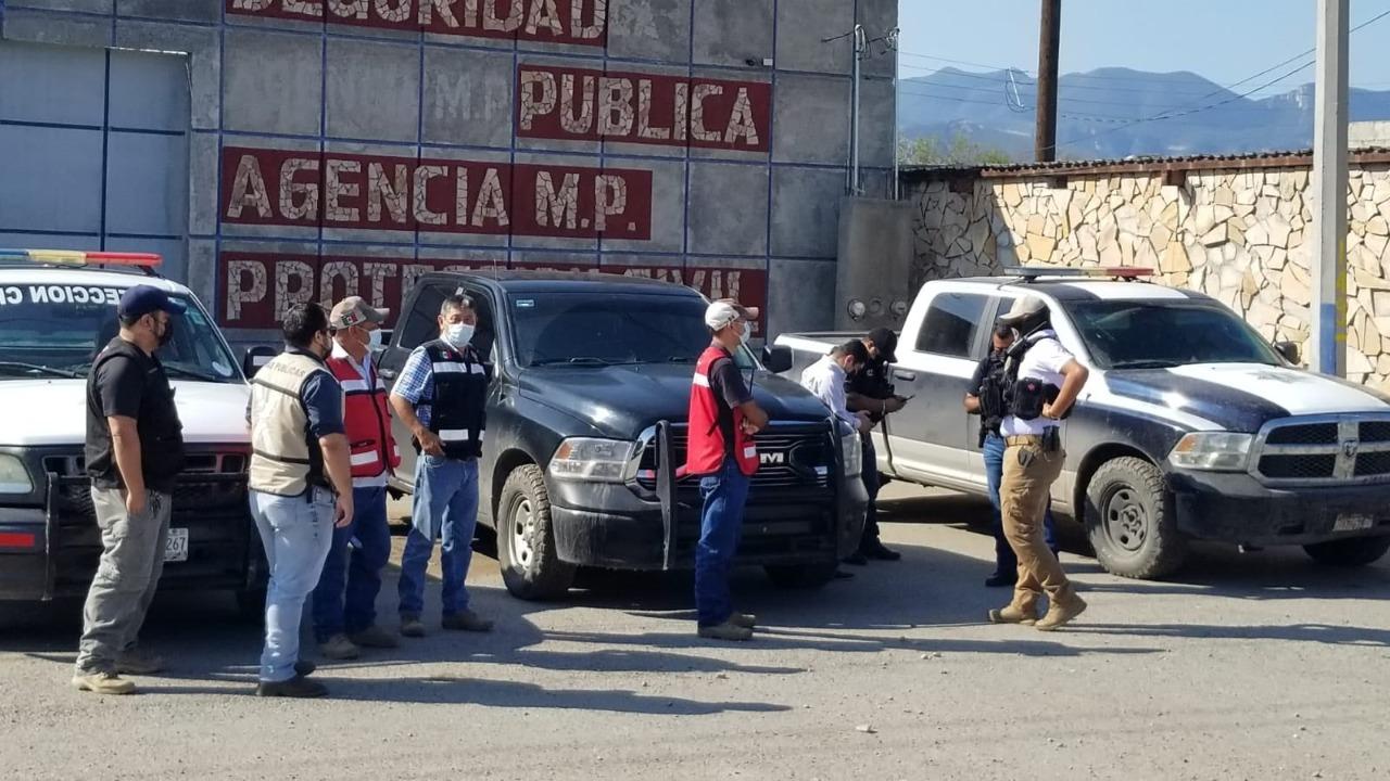 Fiscalía clausura 9 de 11 chatarreras en Múzquiz
