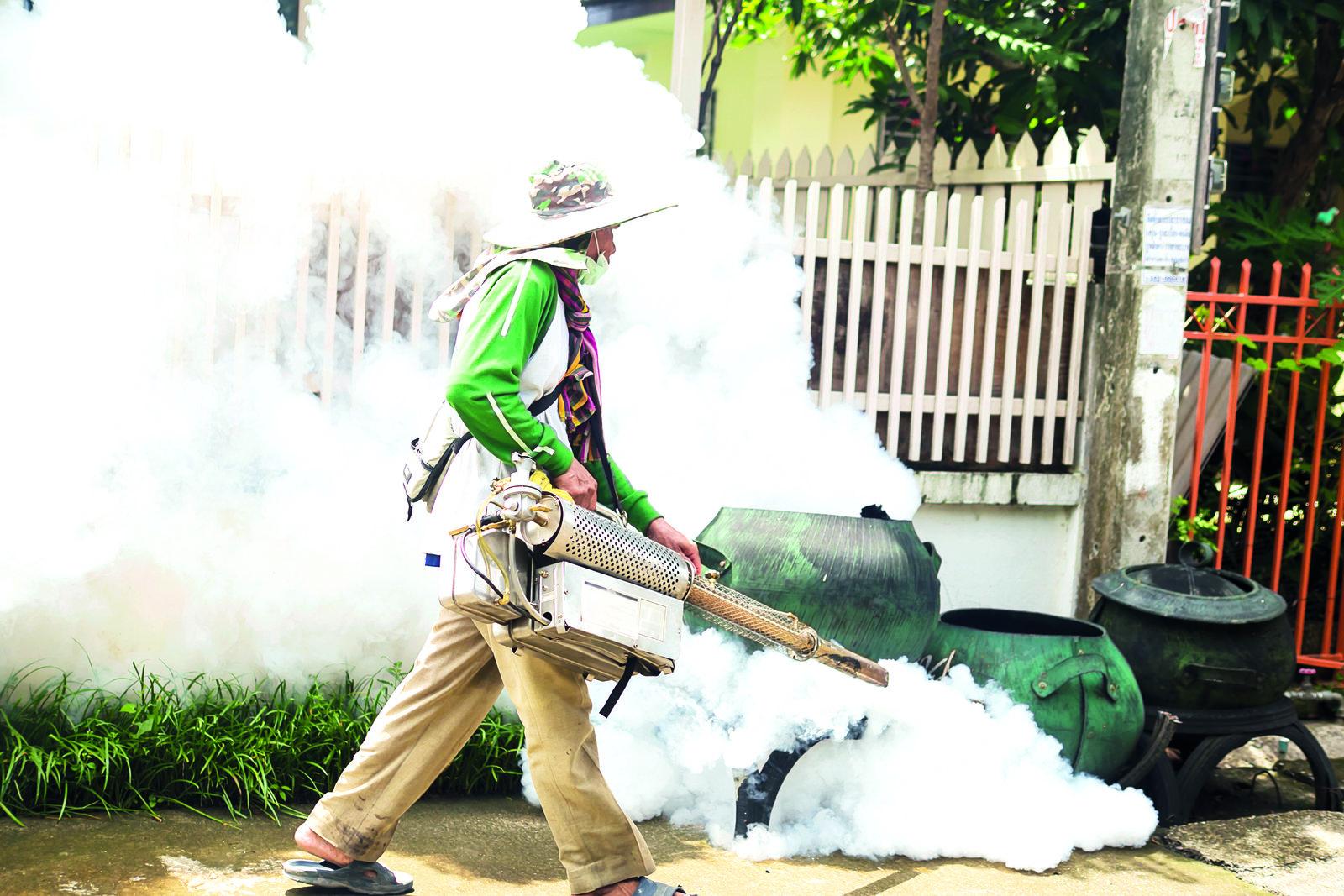 Coahuila en alerta por Dengue