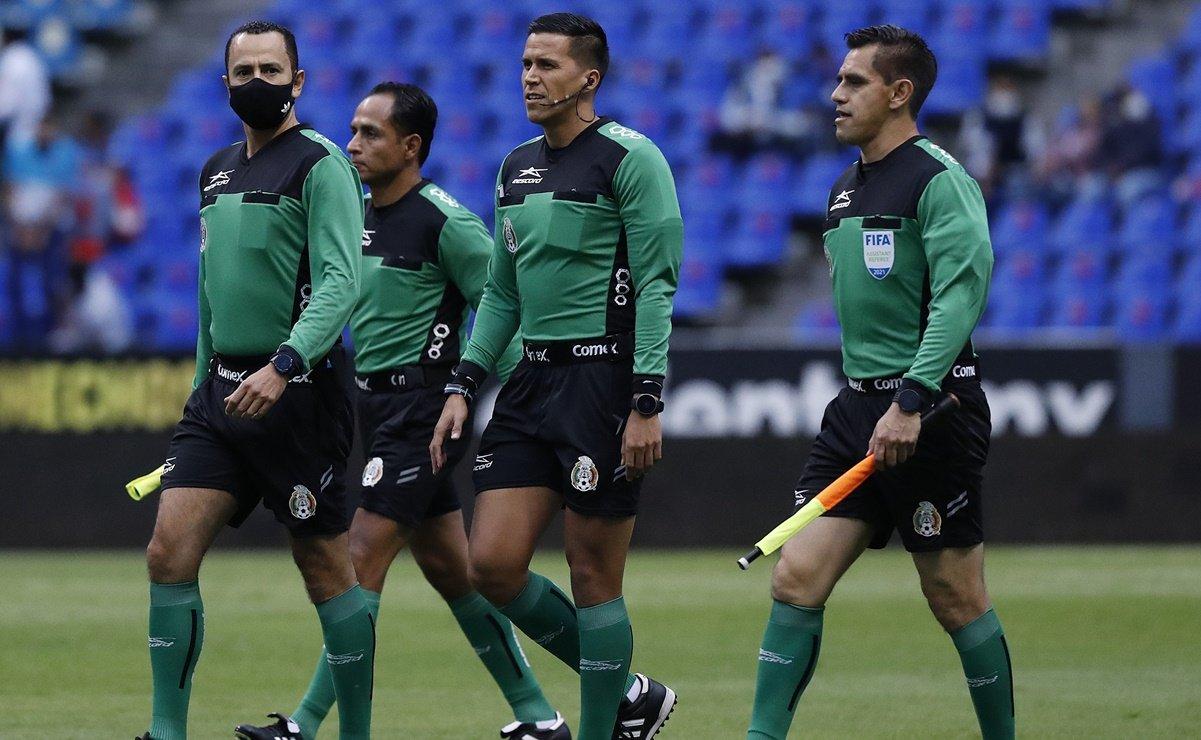 La polémica jugada que en la que el VAR invalidó un gol al Puebla