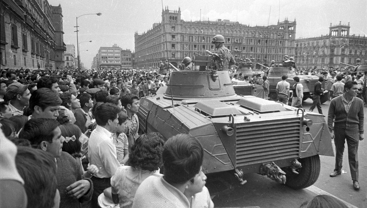 2 de octubre no se olvida: así surgió el Movimiento del 68