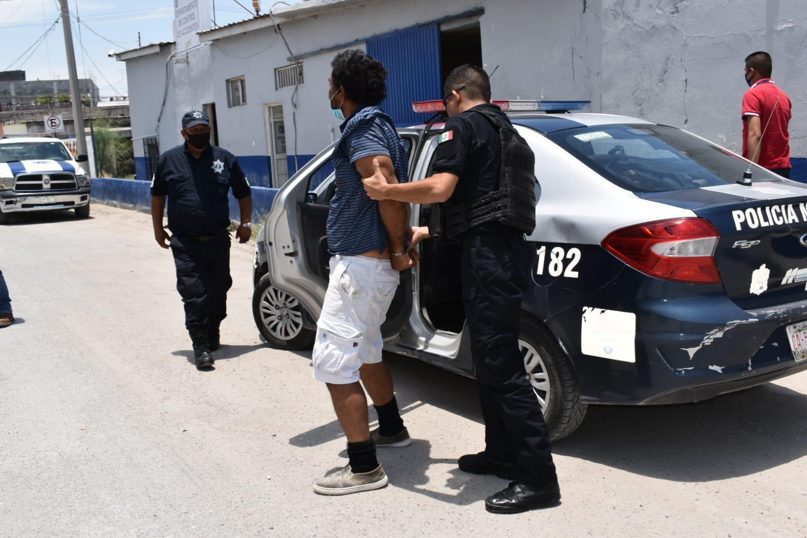 Operativo barrido deja varios detenidosen Monclova