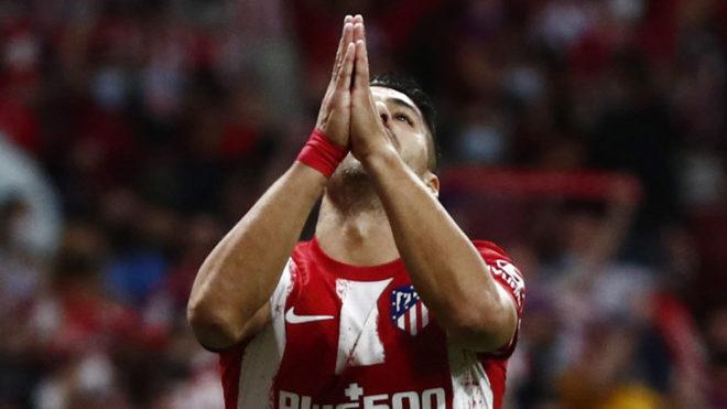 Luis Suárez pide perdón tras anotarle al Barcelona