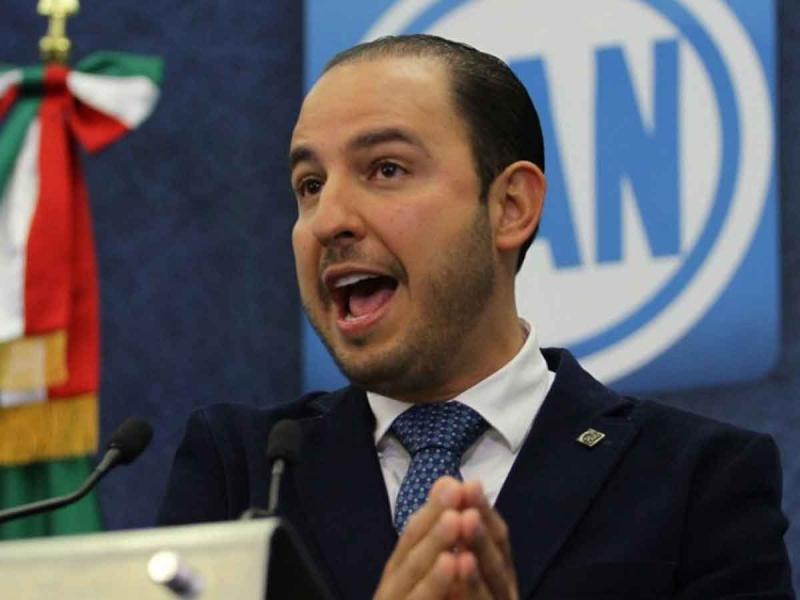 Marko Cortés es reelegido como dirigente del PAN