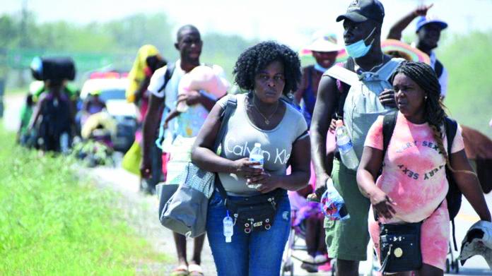 La delegación bienestar en la región centro anuncia vacuación anticovid a migrantes