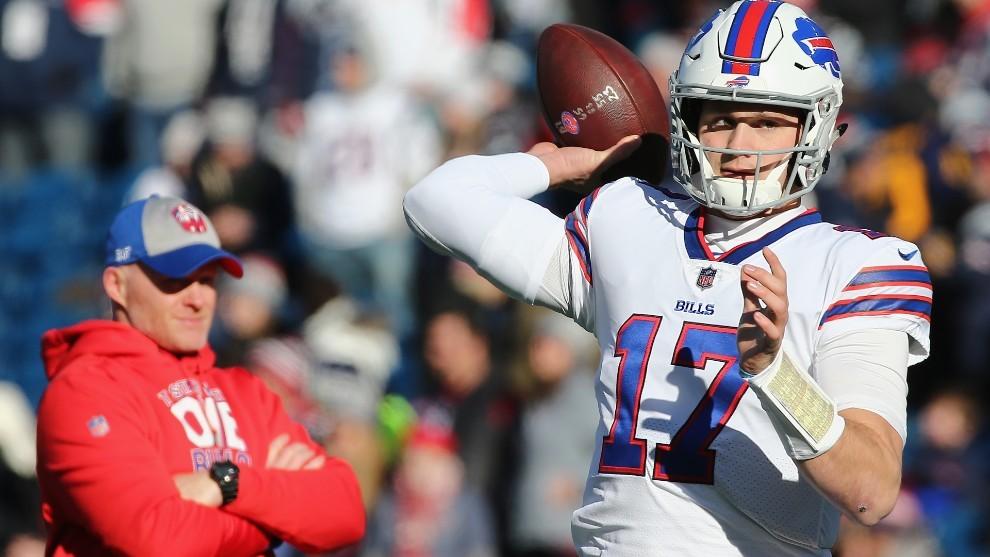 Edmunds intercepta y lidera defensiva de los Bills