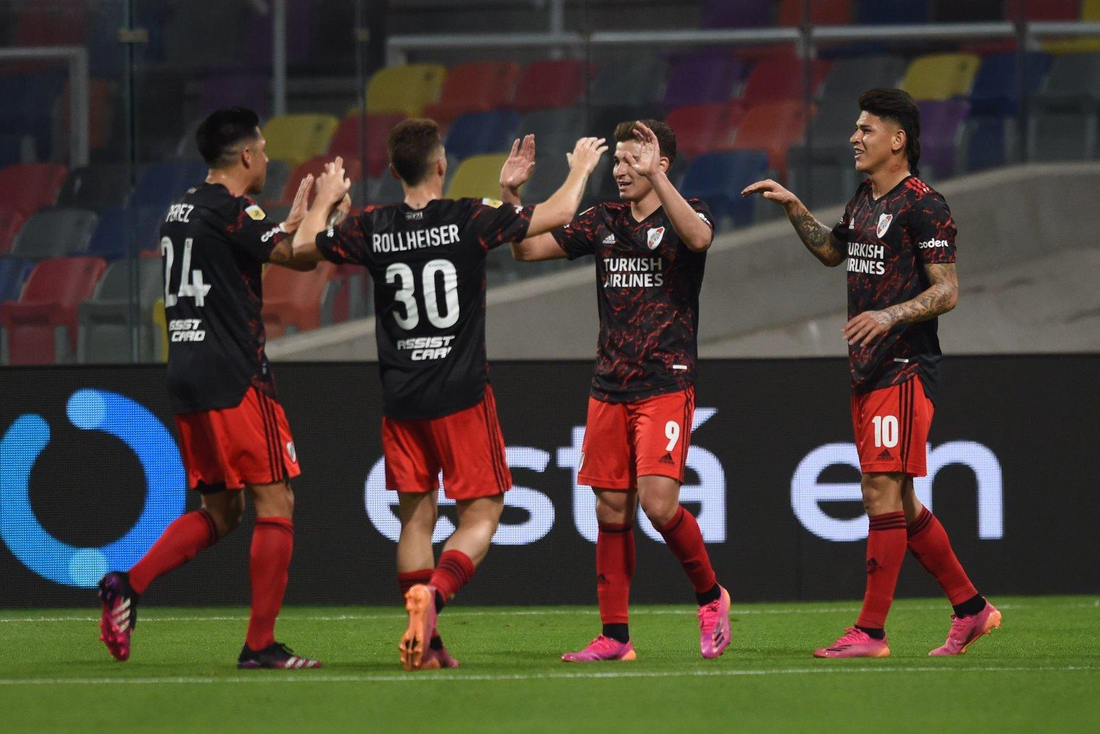 Wanderers suma tercer triunfo en fila y sube a la cima del Clausura uruguayo