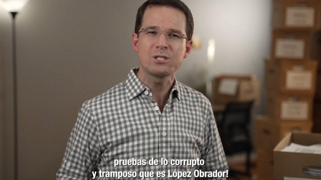 Ricardo Anaya: AMLO me quiere fregar a la mala