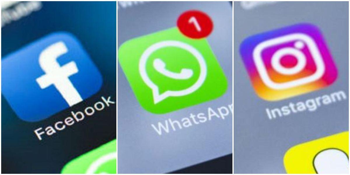 ¡No es tu internet! WhatsApp, Facebook e Instagram se caen