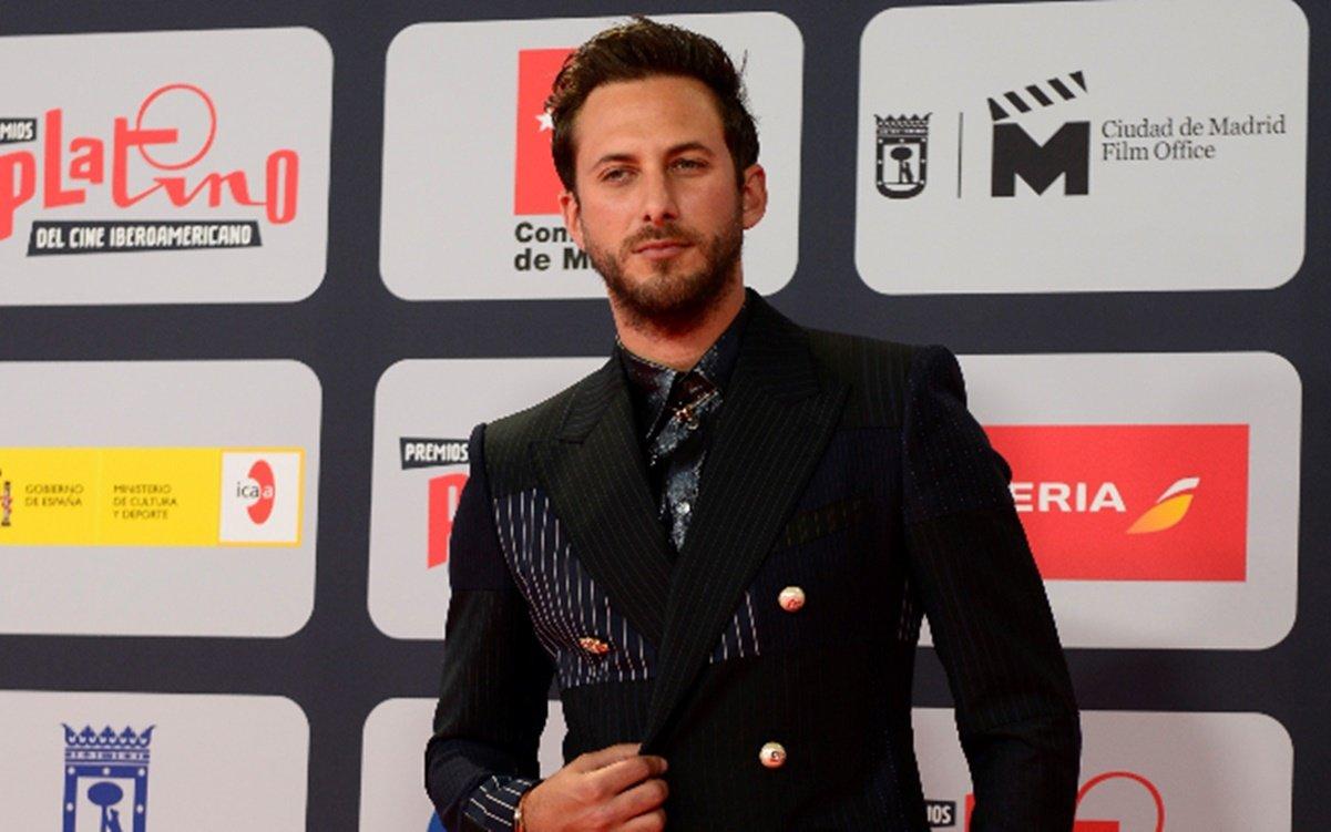 Sebastián Zurita será Alejandro Bastieri en 'Luis Miguel, la serie'