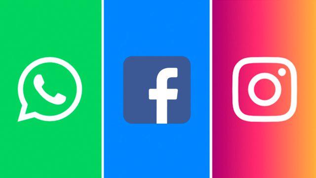 Caída de WhatsApp, Facebook e Instagram lleva casi cinco horas