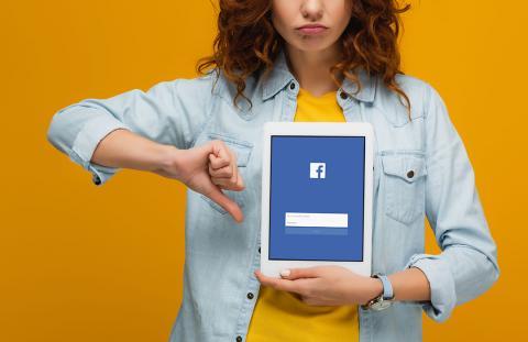 Denuncian a Facebook de afectar salud mental. 'Sobrepone las ganancias'