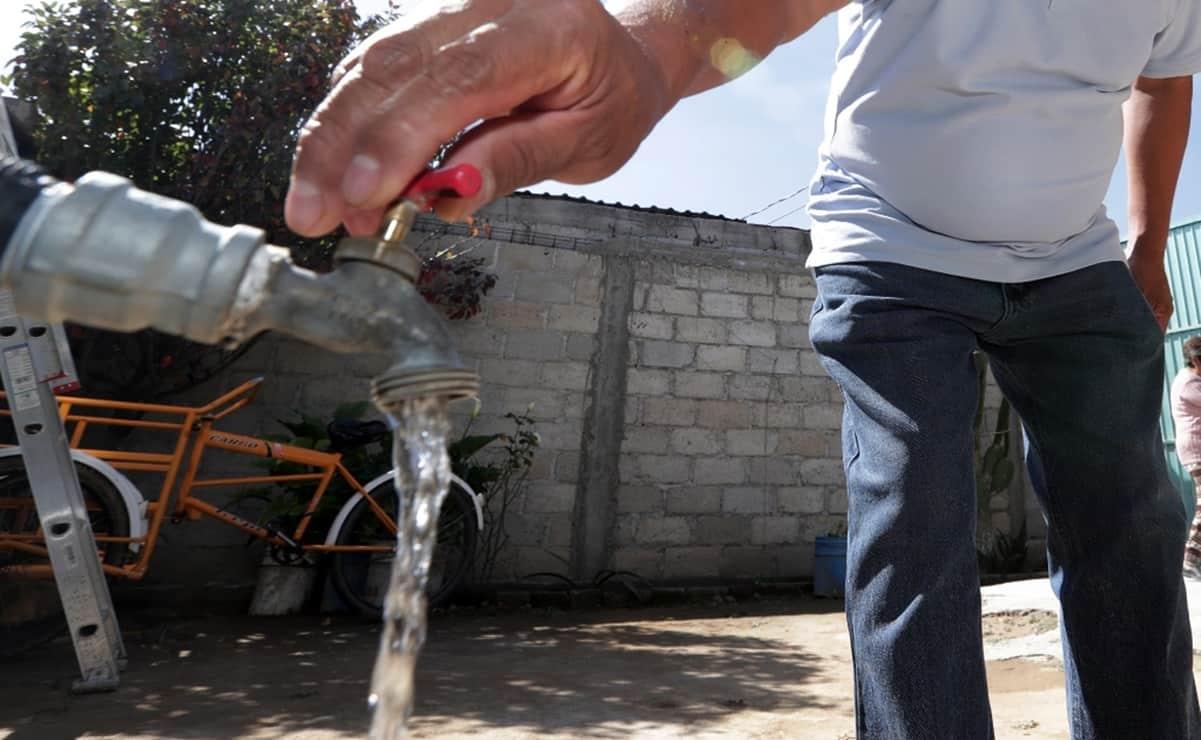 Más de 500 mil personas en Tlalnepantla padecen por desabasto de agua
