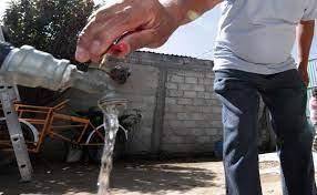 Tlalnepantla sufre por desabasto de agua