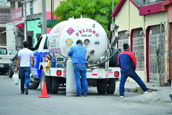 El precio del gas LP registra un nuevo incremento en la Región Centro