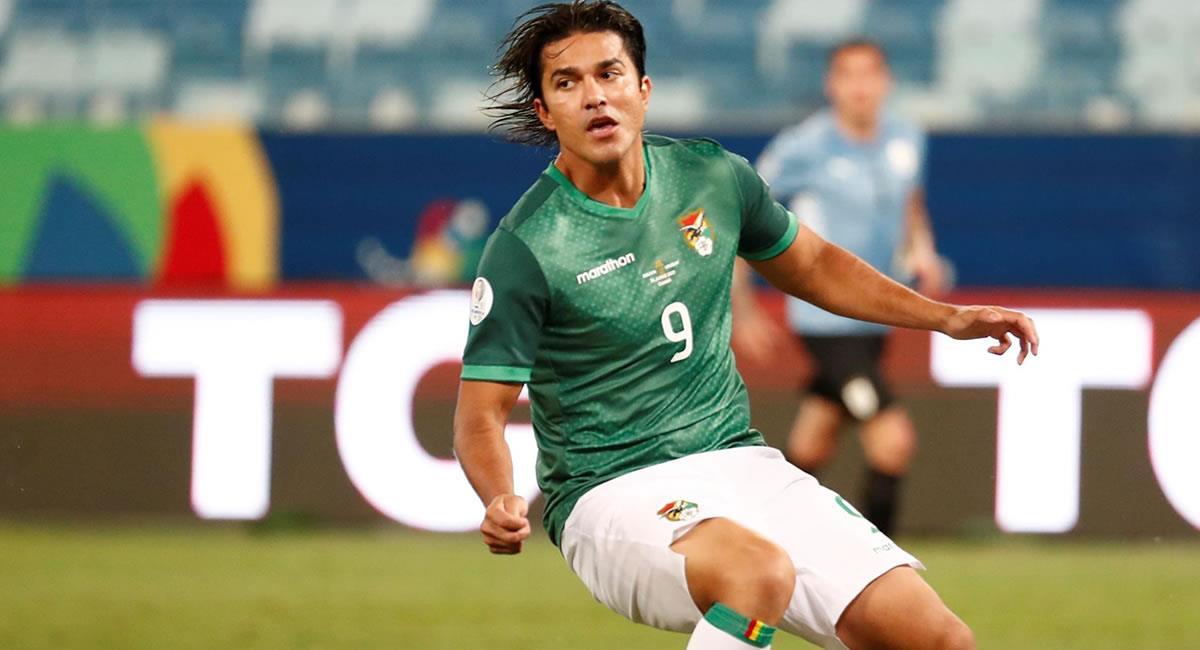 Marcelo Martins dice que 'Bolivia se juega todo' en esta triple fecha